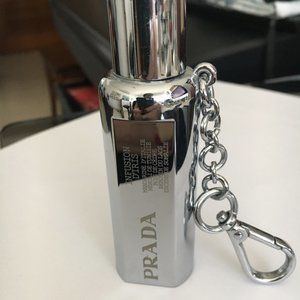 Prada - Rare refillable perfum spray - keychain